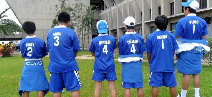 Lawn Tennis : Memories From Childhood toCollege