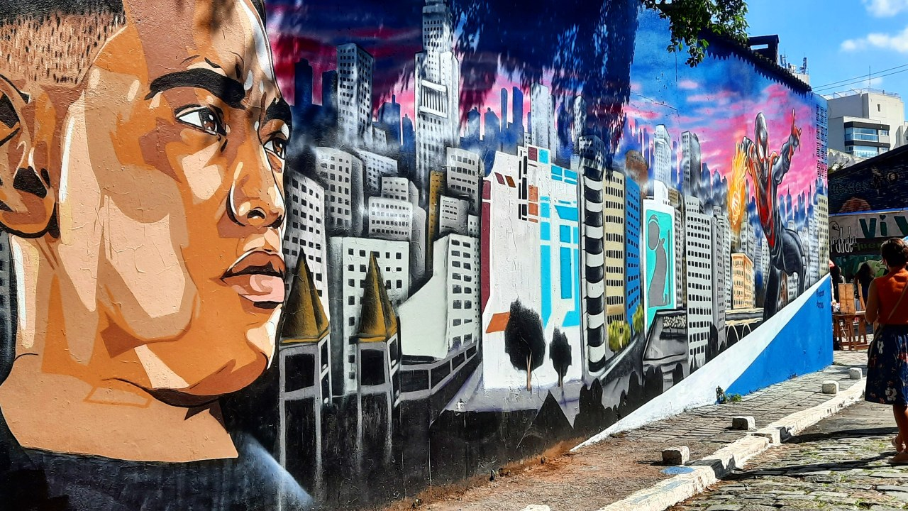 SAO PAULO STREET ART – BRAZIL ADVENTURES DURING #COVID19