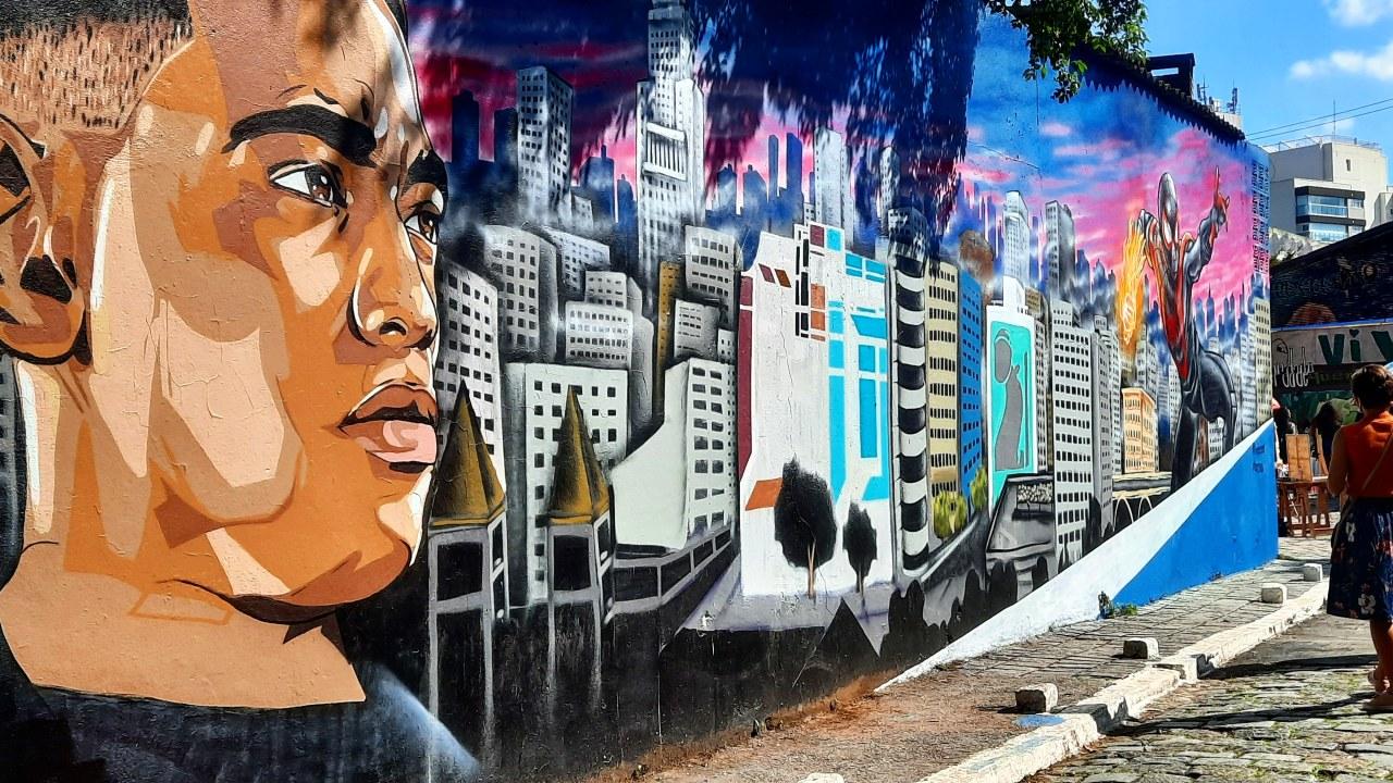 SAO PAULO STREET ART – BRAZIL ADVENTURES DURING#COVID19
